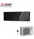 Aer Conditionat MITSUBISHI ELECTRIC Kirigamine Zen Negru MSZ-EF35VEB / MUZ-EF35VE  Inverter 12000 BTU/h