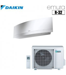 Aer Conditionat DAIKIN Emura Bluevolution FTXJ20MW / RXJ20M R32 Inverter 7000 BTU/h
