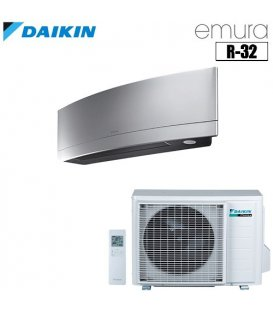Aer Conditionat DAIKIN Emura Bluevolution FTXJ25MS / RXJ25M R32 Inverter 9000 BTU/h