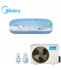Aer Conditionat MIDEA Kid Star Blue MS11P-09HRFN1 Inverter 9000 BTU/h