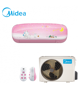 Aer Conditionat MIDEA Kid Star Rose MS11P-09HRFN1 Inverter 9000 BTU/h