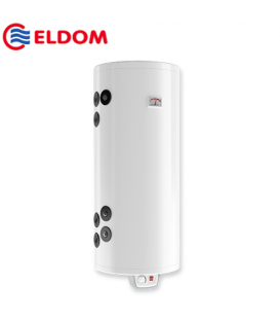 Boiler Termoelectric ELDOM 72280FT 150 Litri cu 2 Serpentine
