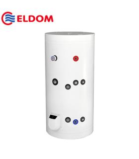 Boiler Termoelectric ELDOM 72289ZT2M 500 Litri cu 2 Serpentine