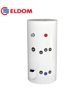 Boiler Termoelectric ELDOM 72351ET2 750 Litri cu 2 Serpentine