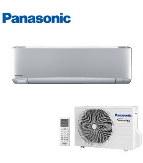 Aer Conditionat PANASONIC ETHEREA CS-XZ50TKEW / CU-Z50TKE Silver R32 Inverter Plus 18000 BTU/h