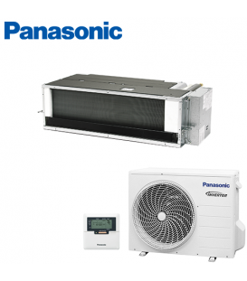 Aer Conditionat DUCT PANASONIC E12-QD3EA Inverter 12000 BTU/h