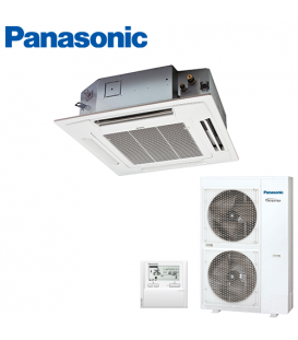 Aer Conditionat CASETA PANASONIC ELITE PAC-I INVERTER S-100PU2E5A 380V 36000 BTU/h