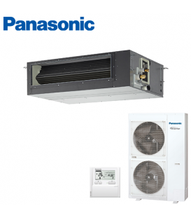 Aer Conditionat DUCT PANASONIC ELITE PAC-I INVERTER S-140PF1E5B / U-140PE1E5A 220V 52000 BTU/h