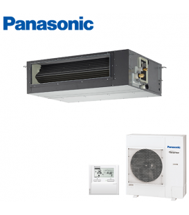 Aer Conditionat DUCT PANASONIC ELITE PAC-I INVERTER S-71PF1E5B / U-71PE1E8A 380V 24000 BTU/h