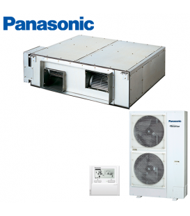 Aer Conditionat DUCT PANASONIC ELITE PAC-I INVERTER S-250PE2E5 380V 90000 BTU/h