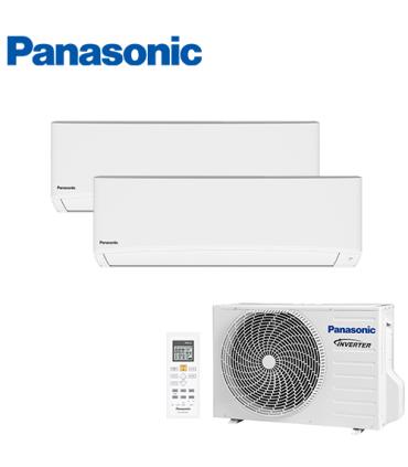 Aer Conditionat MULTISPLIT PANASONIC COMPACT CU-2Z41TBE / CS-TZ25TKEW + CS-TZ35TKEW Inverter