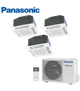 Aer Conditionat MULTISPLIT Caseta PANASONIC CU-3E18PBE / 3x CS-E9PB4EA INVERTER 3x9k BTU/h