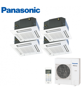 Aer Conditionat MULTISPLIT Caseta PANASONIC CU-4E27PBE / 4x CS-E12PB4EA INVERTER 4x12k BTU/h