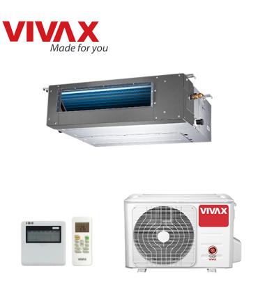 Aer Conditionat DUCT VIVAX ACP-42DT120AERI 380V R32 Inverter 42000 BTU/h