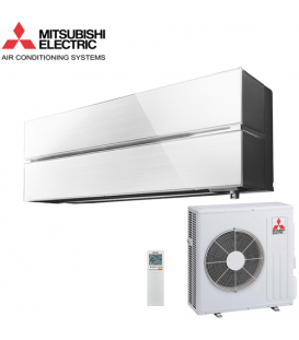 Aer Conditionat MITSUBISHI ELECTRIC MSZ-LN25VGW Natural White Inverter 9000 BTU/h