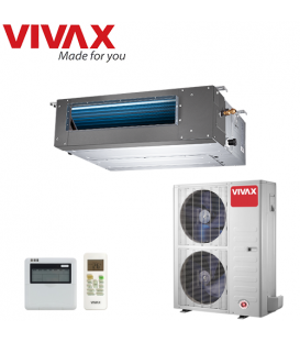 Aer Conditionat DUCT VIVAX ACP-55DT160AERI 380V R32 Inverter 60000 BTU/h