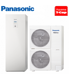 Pompa de Caldura Panasonic AQUAREA T-CAP 220V All in One WH-ADC1216H6E5 / WH-UX09HE5