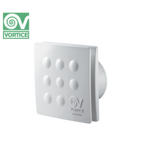 "Ventilator axial de perete Vortice Punto Four MFO 100/4"" T"