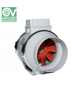 Ventilator axial de tubulatura Vortice (Energy-Saving) LINEO 100 Q ES
