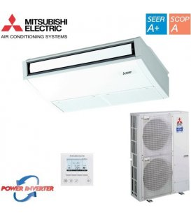Aer Conditionat de TAVAN MITSUBISHI ELECTRIC PCA-RP100KAQ Power Inverter 36000 BTU/h