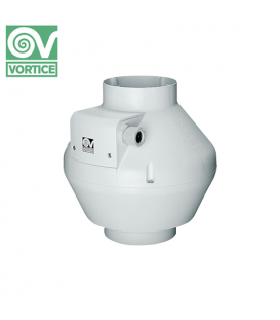Ventilator axial de tubulatura cu autostingere Vortice CA 200-V0 E, debit 840 mc/h