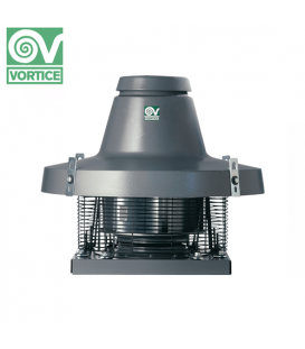 Ventilator centrifugal industrial pentru acoperis Vortice Torrette TRT 100 E 4P
