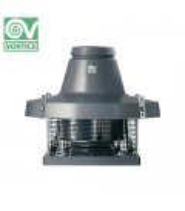Ventilator centrifugal industrial pentru acoperis Vortice Torrette TRT 100 E 8P, debit 11000 mc/h