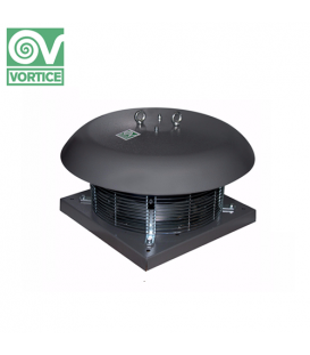 Ventilator centrifugal industrial pentru acoperis Vortice RF EU T 100 6P