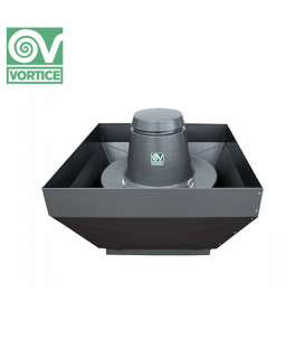 Ventilator centrifugal industrial pentru acoperis Vortice Torrette TRT 10 E-V 4P