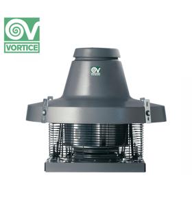 Ventilator centrifugal industrial de acoperis pentru extractie de fum fierbinte Vortice Torrette TRM 10 ED 4P, debit 1000 mc/h
