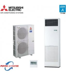 Aer Conditionat COLOANA MITSUBISHI ELECTRIC, PSA-RP140KA Power Inverter 52000 BTU/h