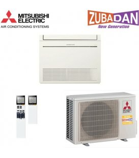Aer Conditionat de PARDOSEALA MITSUBISHI ELECTRIC ZUBADAN MFZ-KJ25VE Inverter 9000 BTU/h