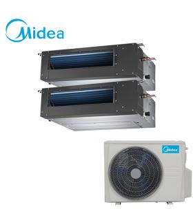 Aer Conditionat MULTISPLIT Duct MIDEA M2OF-18HFN1 / 2x MTBI-09HWFN1 Inverter 2 x 9000 BTU/H