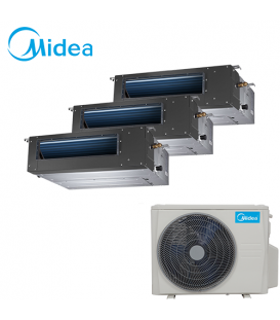 Aer Conditionat MULTISPLIT Duct MIDEA M3OE-27HFN1 / 3x MTBU-12HWFN1 Inverter 3 x 12000 BTU/H