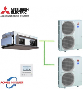 Aer Conditionat DUCT MITSUBISHI ELECTRIC PEA-RP400GAQ Power Inverter 152000 BTU/h