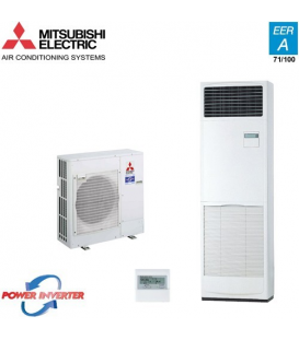 Aer Conditionat COLOANA MITSUBISHI ELECTRIC PSA-RP71KA / PUHZ-ZRP71VHA4 Power Inverter 28000 BTU/h