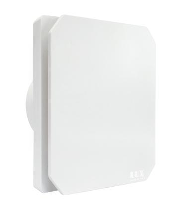 Ventilator axial de fereastra / perete / tavan LUX Levante 100, fabricat in Italia, clapet anti-retur, debit 100 mc/h