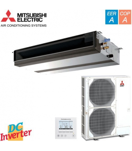 Aer Conditionat DUCT MITSUBISHI ELECTRIC PEAD-SP140JAL 380V Standard Inverter 52000 BTU/h