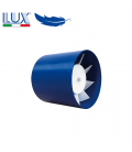 Ventilator axial LUX Etesi 120, fabricat in Italia, debit 160 mc/h, diametru 120 mm