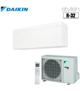 Aer Conditionat DAIKIN Stylish Bluevolution R32 FTXA50AW Inverter 18000 BTU/h