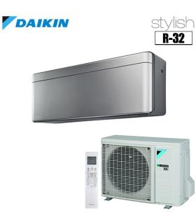 Aer Conditionat DAIKIN Stylish Bluevolution R32 FTXA20AS Inverter 7000 BTU/h