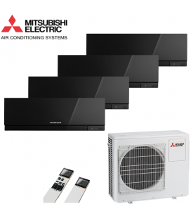 Aer Conditionat MULTISPLIT MITSUBISHI ELECTRIC MXZ-4D83VA / 4x MSZ-EF25VEB Inverter