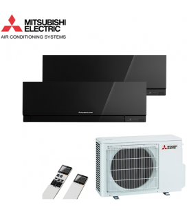 Aer Conditionat MULTISPLIT MITSUBISHI ELECTRIC MXZ-2D53VA / 2x MSZ-EF25VEB Dublu Split Inverter