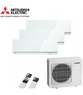Aer Conditionat MULTISPLIT MITSUBISHI ELECTRIC 3x MSZ-EF25VEW Inverter 3x9k BTU/h