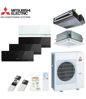 Aer Conditionat MULTISPLIT MITSUBISHI ELECTRIC MXZ-6C122VA / 6x 9000 BTU/h Inverter