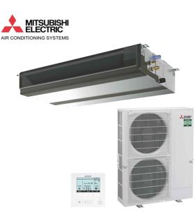 Aer Conditionat DUCT Mitsubishi Electric, PEAD-M125JA / PUZ-ZM125VKA R32 220V Power Inverter 48000 BTU/h