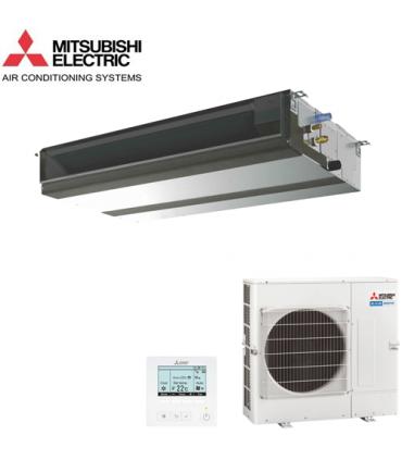 Aer Conditionat DUCT Mitsubishi Electric, PEAD-SM125JAL / PUHZ-SP125VKA 220V Inverter 48000 BTU/h
