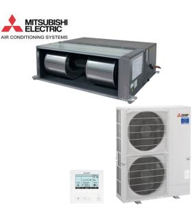 Aer Conditionat DUCT Mitsubishi Electric, PEA-RP250WKA / PUHZ-ZRP250YKA 380V Power Inverter 90000 BTU/h