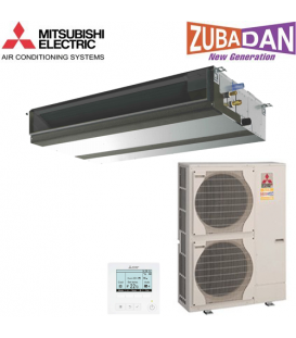Aer Conditionat DUCT Mitsubishi Electric, Zubadan, PEAD-M100JA / PUHZ-SHW112YHA 380V Inverter 36000 BTU/h