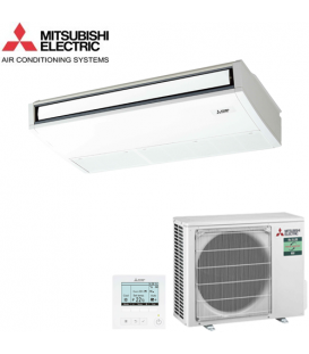 Aer Conditionat de TAVAN MITSUBISHI ELECTRIC PLA-ZM50EA / PUZ-ZM50VKA R32 220V Power Inverter 18000 BTU/h